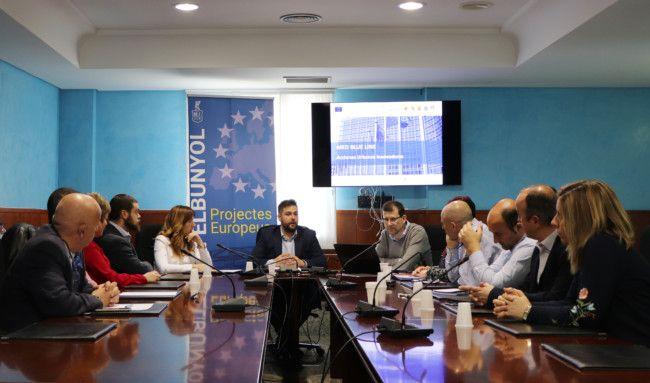 Massamagrell, Museros, La Pobla de Farnals, El Puig y Puçol piden fondos a la UE
