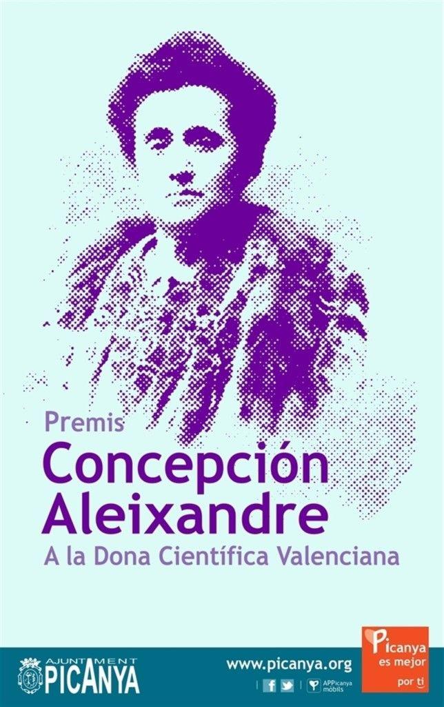 Picanya convoca los Premis Concepción Aleixandre a la Dona Científica Valenciana