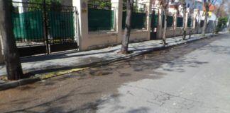 roturas agua la canyada
