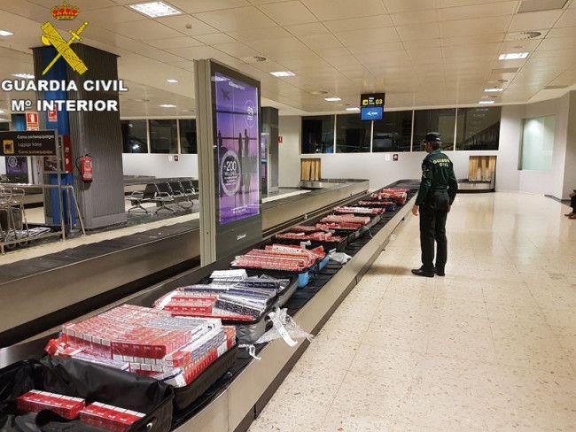 tabaco aeropuerto Manises