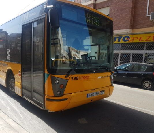 Autobús urbà manises