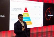 Andrés Vicente presenta Vodafone Infiny y nuevo Data Center