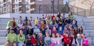 Más de 60 niños de Mislata disfrutan durante estas vacaciones de Pascua del campamento de La Fábrica