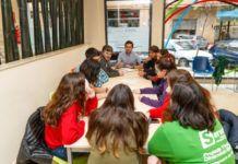 Coordinación de Valoracció con los corresponsales juveniles