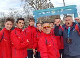 El EPLA de Godella consigue un meritorio 12º lugar en el Campeonato del Mundo de Cross