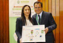 Torrent recibe el Premio Humana Circular por su compromiso con la sensibilización ambiental