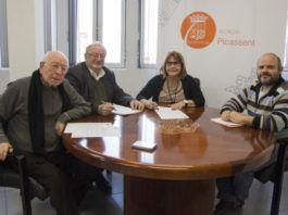 Picassent subvenciona amb 30.000 euros l'Economat de Càrites