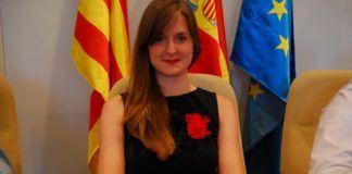 Laura Espinosa, concejal de Educación del ayuntamiento de Burjassot