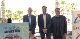 Marina Beach Club Valencia presenta oferta verano 2018