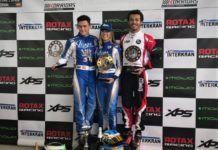 La piloto de Albalat Nerea Martí alcanza el liderato del Campeonato de Karting
