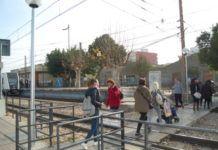 Paiporta fgv metro andenes