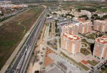 Pasarela Mislata-Avenida de la Paz
