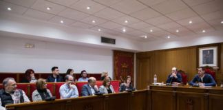 Pleno modificación PGOU residencia Mislata
