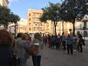 Quart manifestacion contra sentencia manada