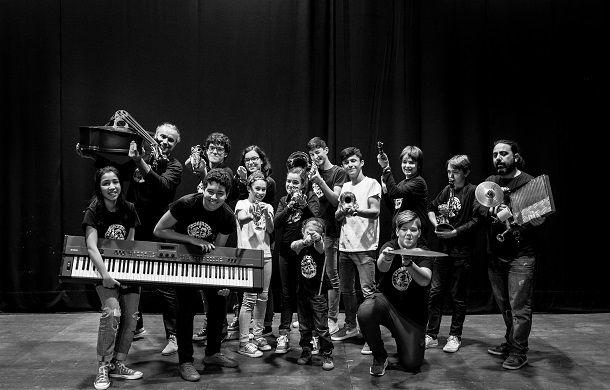 Sedajazz Kids Band