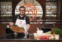 Toni Carceller Master Chef