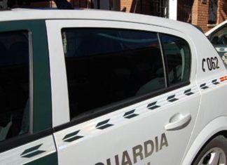 Guardia Civil vehículo