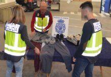 La Policía Nacional detiene a un hombre que atracó en cuatro días en dos establecimientos comerciales de Manises