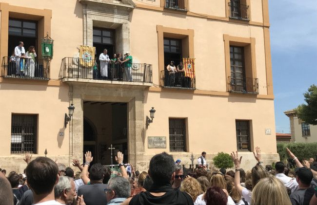 Mig Any moros y cristianos Paterna 2017