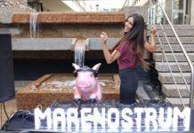Cristina Pedroche y Festival Marenostrum Xperience