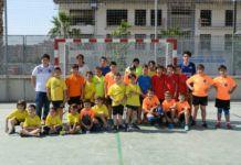 Encontre Comarcal d'Escoles Esportives de Paiporta