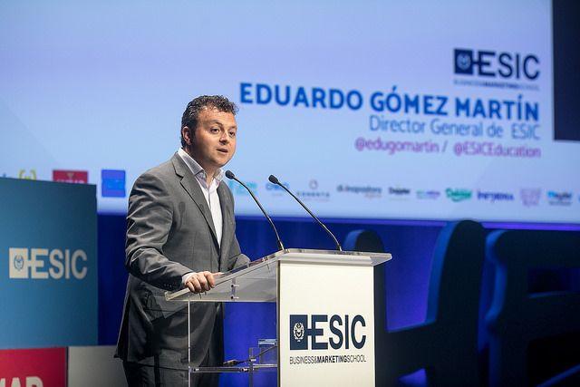 Eduardo Gómez ESIC Valencia
