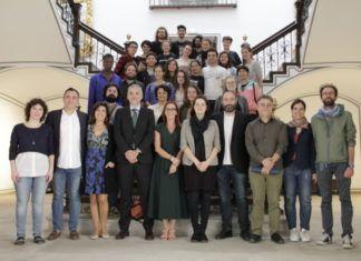 Escena Erasmus Diputación