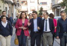 Jorge Rodríguez visita Quart de Poblet