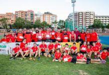 Jornada División de Honor atletismo Fent Camí