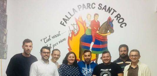 Junta Local Fallera Silla