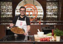 Master Chef Toni Carceller Foios