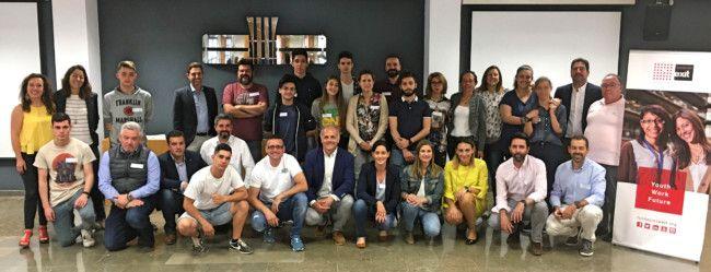 Pymes de Paterna participan en un proyecto por la integración laboral juvenil