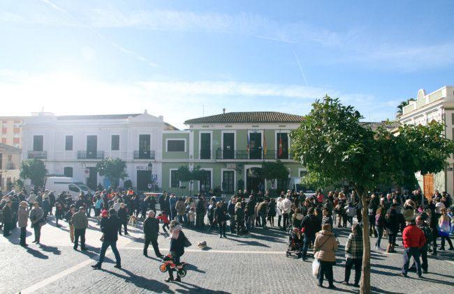 Plaza del Pueblo de Paterna