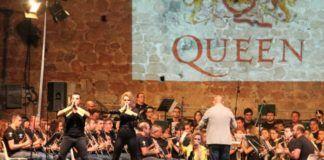 concierto de música de los 80 en Picassent