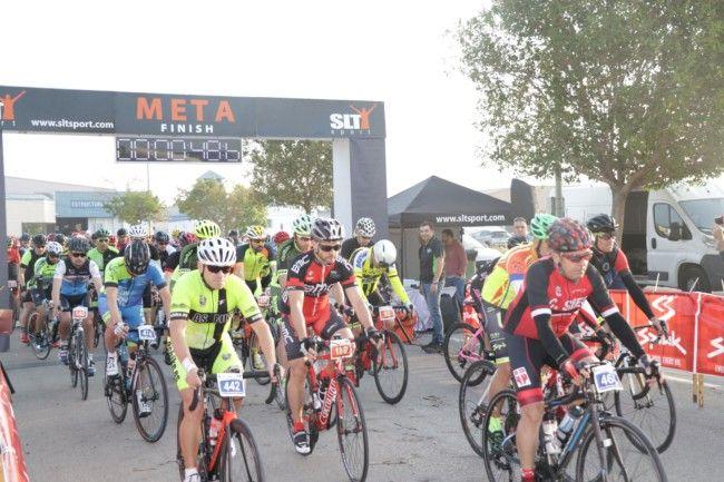 marcha ciclista Rompecadenas de Torrent