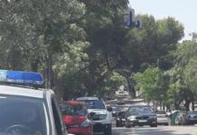 Radar laser Policia Local Paterna