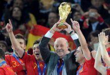 Vicente del Boque campeon del mundo futbol