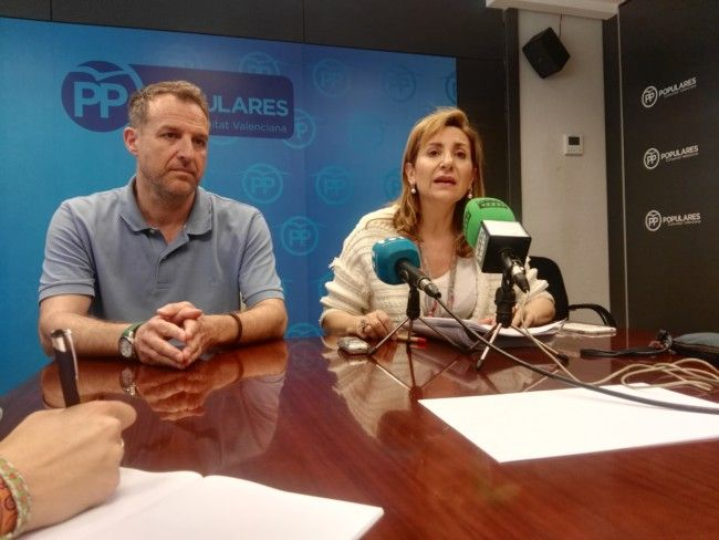 PP denuncia contrato Halloween Paterna