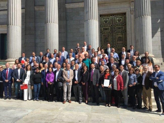 alcaldes area metropolitana Madrid