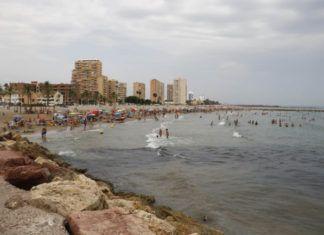 playa horta nord pobla farnals