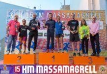 ganadores 15k Massamagrell