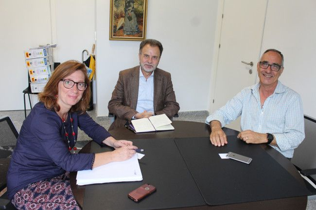 Generalitat confirma Godella projecte conexió barranc dels Frares amb Palmaret Alt