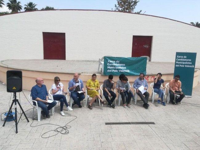 Podem presenta su red de candidaturas municipalistas en Alaquàs