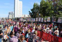 Torrent viu la gran festa del valencià