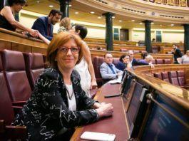 Alicia Piquer Congreso de los Diputados