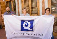 Bandera Q Calidad Turística El Puig