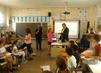 Bort visita colegio Albuixec