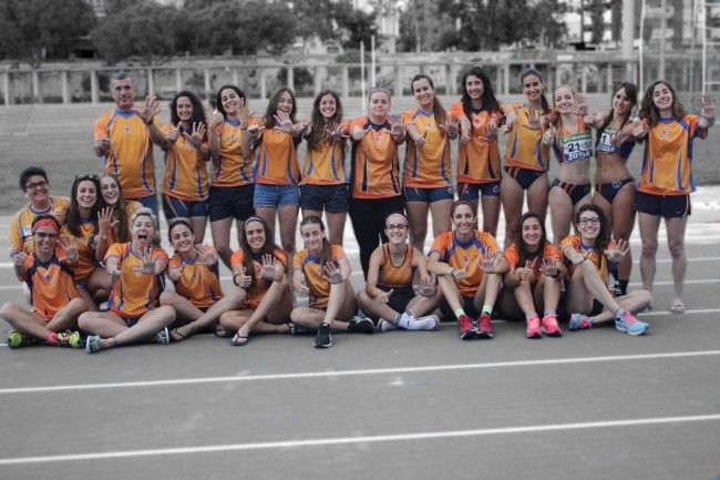 Club Atletismo Torrent logra permanencia