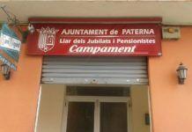 Hogar del Jubilado Campamento Paterna