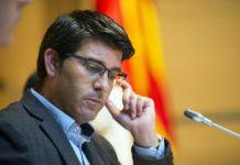 Jorge Rodríguez pleno diputación